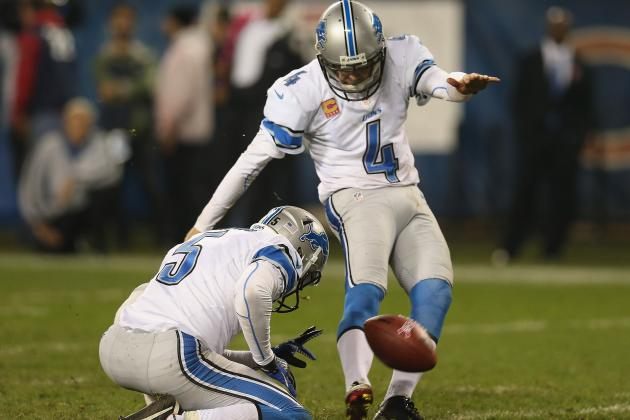 Jason Hanson Treads Lightly on Idea of Eliminating Kickoffs