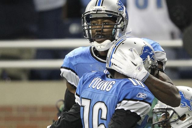 Nate Burleson Hopes Time on IR Matures Titus Young