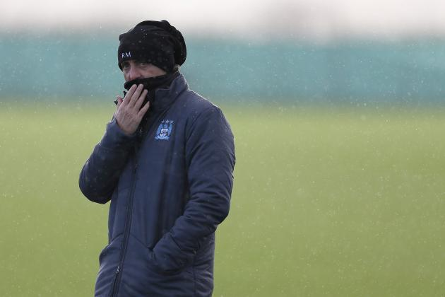 Roberto Mancini Has No More Room for Excuses After European Exit