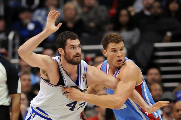Kevin Love Needs to Take a Page from Blake Griffin's Offense