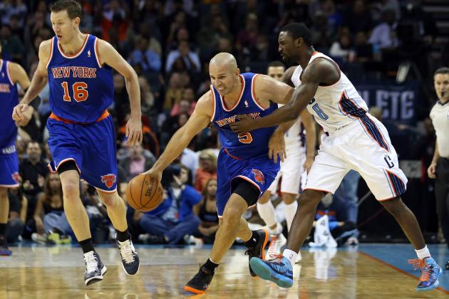 Carmelo Anthony Is Great, but the Knicks Are Winning Because of Jason Kidd