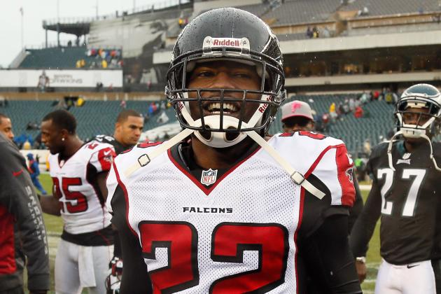 Atlanta Falcons: Samuel, Moore Are Questionable for Panthers