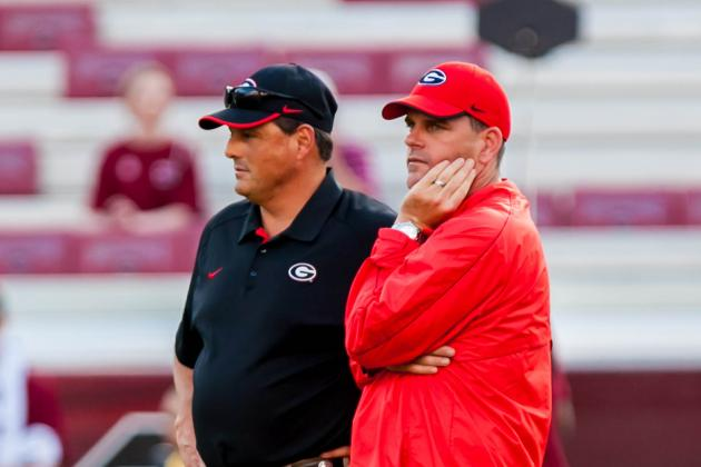 UGA's Mike Bobo 'getting Long Overdue Consideration' for Coaching Jobs