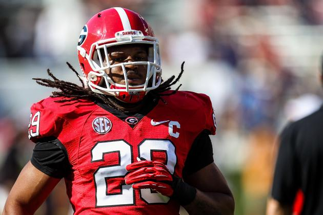 Jarvis Jones Named Walter Camp 1st Team All-America
