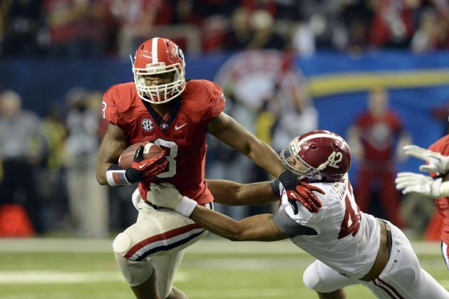 Gurley, Theus Garner SEC All-Freshman Honors