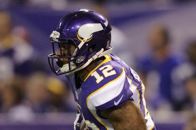 Leslie Frazier Hopes Percy Harvin Won't Need Surgery