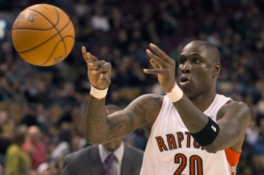 Mickael Pietrus Feels Like a New Ferrari