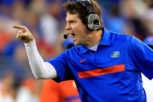 Muschamp, Sumlin Co-Coaches of the Year
