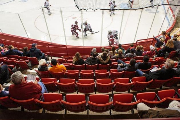 As NHL Lockout Drags, No Gain for Colleges and Minors