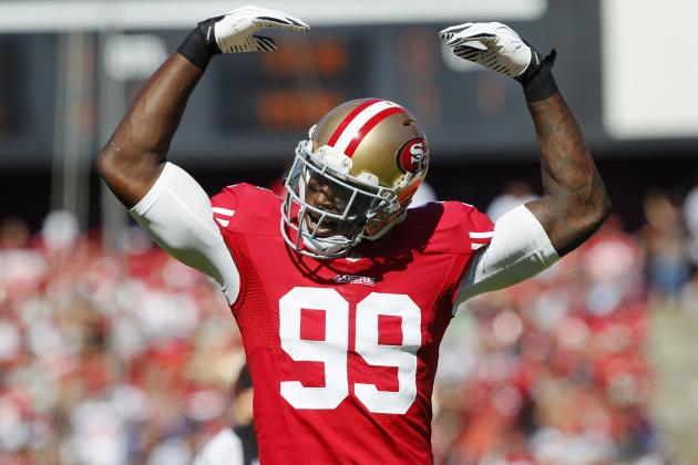 Aldon Smith Could Try to Exploit Miami Rookie