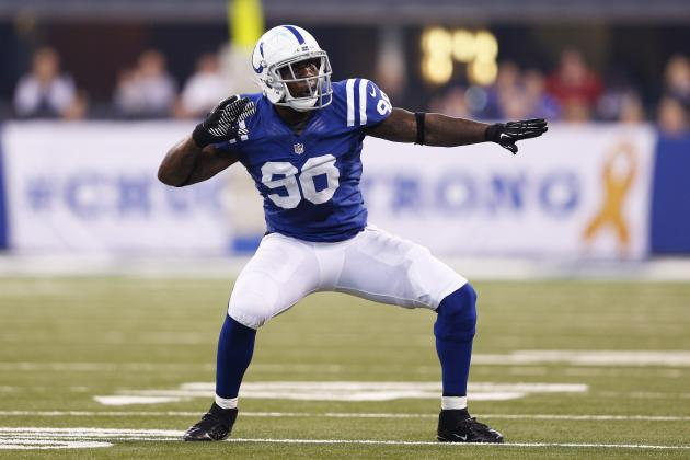 Indianapolis Colts Name Team Captains
