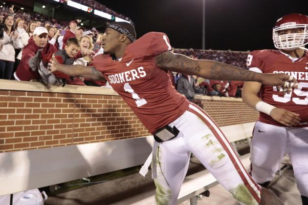 Four Sooners Earn First Team All-Big 12 Honors