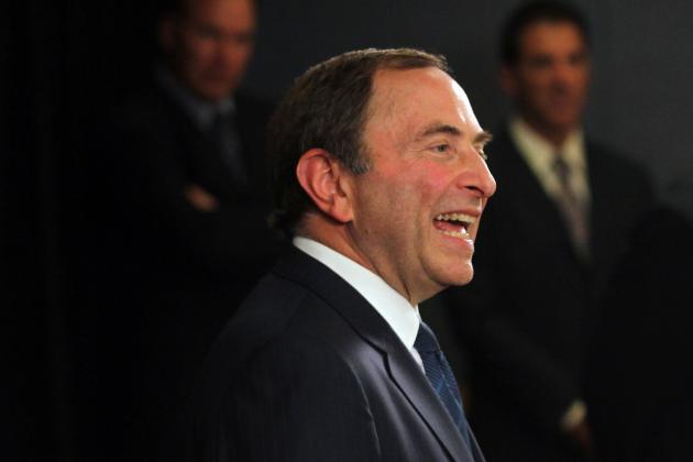 NHL Lockout: Gary Bettman Should Never Be a Hockey Hall of Famer