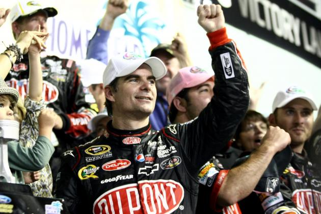 Jeff Gordon Laments About Up and Down Season