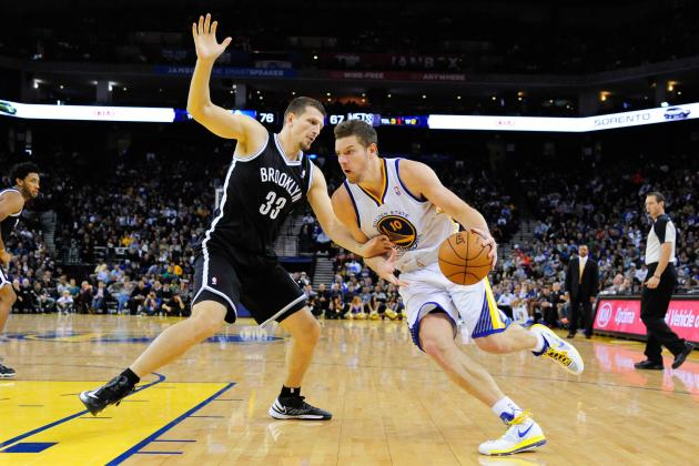 Warrior Preview! Brooklyn Nets vs. Golden State Warriors Preview
