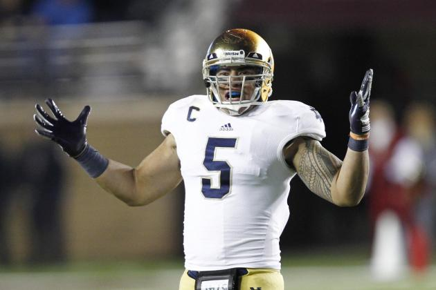Heisman Watch 2012: WGAL 8 News Station Butchers Manti Te'o's Name on Broadcast