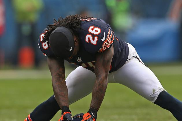 Bears' Jennings Out, Hester Probable vs. Vikes