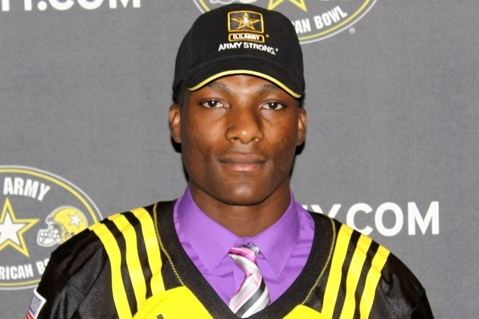 Ricky Seals-Jones Sets Decision Date: Will 5-Star WR Choose Texas A&M or LSU?