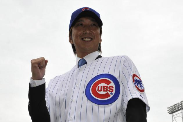 Fujikawa Wanted to Be a Cub All Along