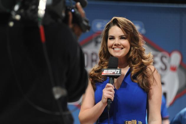 ESPN Bowling Coverage a Must-See Event with Former Miss USA Kimberly Pressler