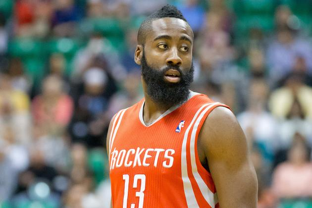 James Harden Adjusts to Life as an Everyday Starter in Houston