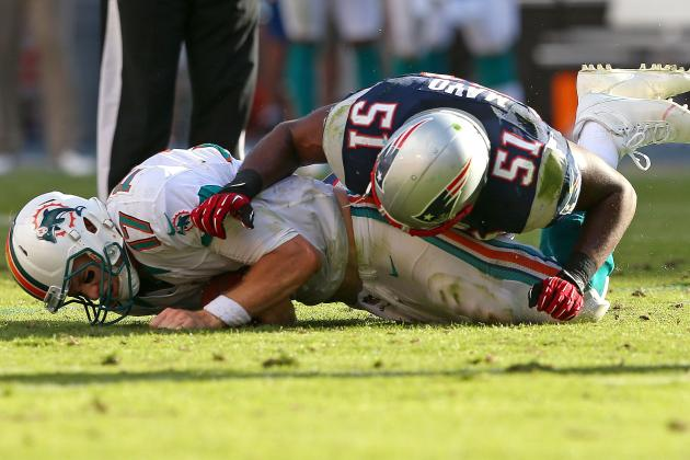 Breaking Down the New England Patriots' Blitzing Defense