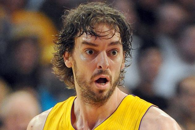 Trading for Pau Gasol Not Likely