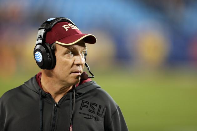 FSU Fans Better Start Showing Jimbo Fisher Some Love Before He Leaves