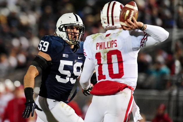 Penn State's Massaro, Urschel Named First Team Academic All-Americans