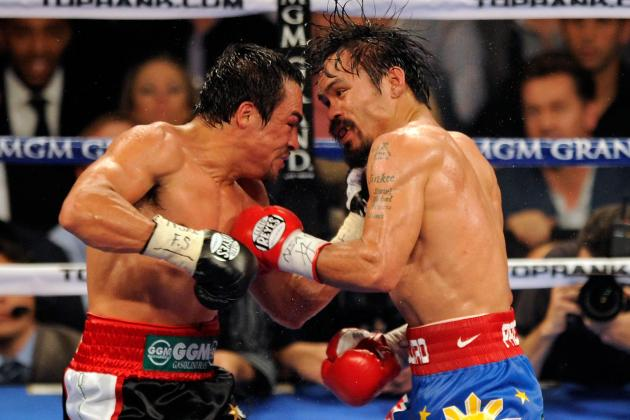 Pacquiao vs. Marquez 2012: Projections for the Entire Pac-Man vs. Dinamita Card