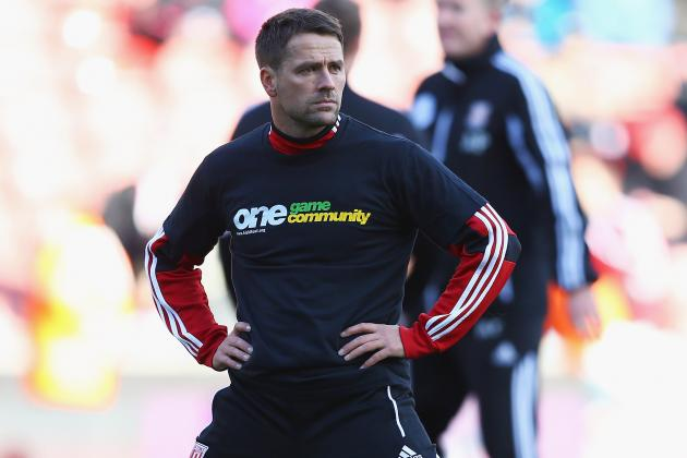 Michael Owen Points Finger at Liverpool over Fitness