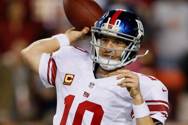 New Orleans Saints vs. New York Giants: Preview & Prediction