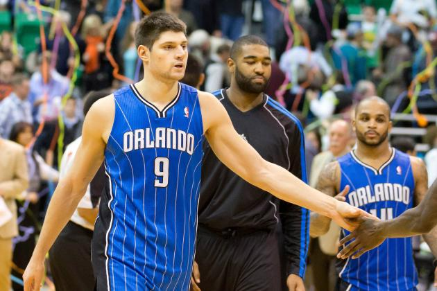 Teammates Helping Lift Vucevic's Confidence
