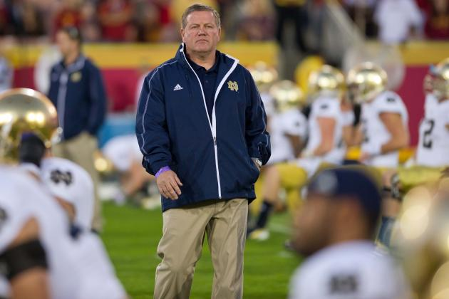 Notre Dame Football: What Brian Kelly Must Preach to His Players This Next Month