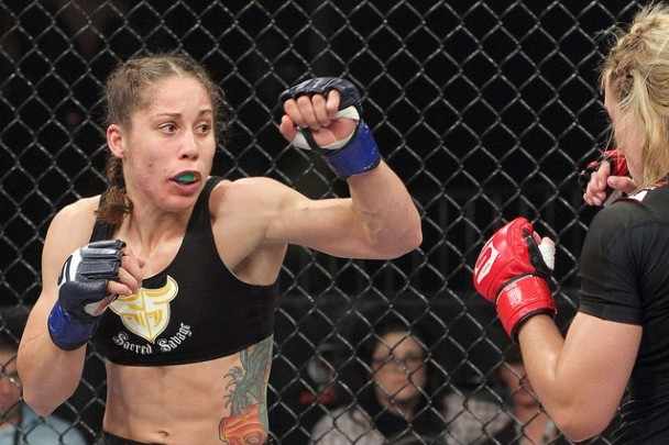UFC Adds First Openly Homosexual Fighter by Bringing in Liz Carmouche
