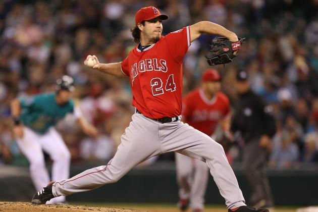 Nationals Sign Pitcher Dan Haren to 1-Year Deal