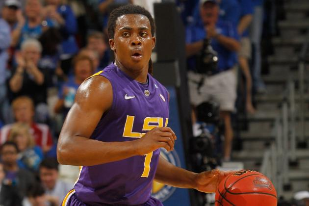 LSU PG Anthony Hickey Suspended Indefinitely