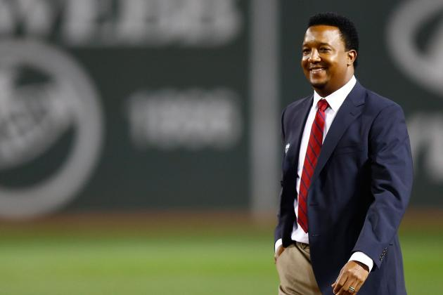 'Just a Matter of Time' Before Pedro Joins Sox