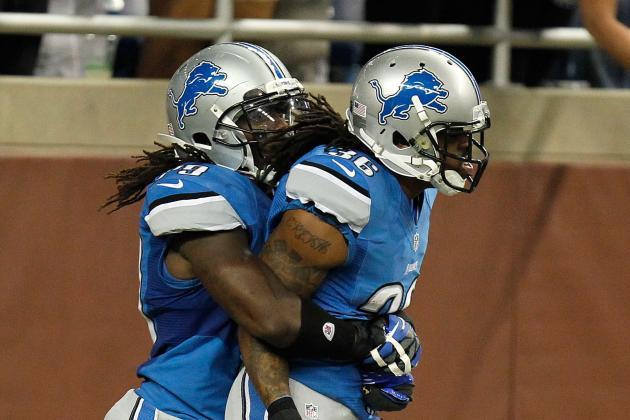 Lions' Willie Young Contemplated Having Injured Finger Amputated