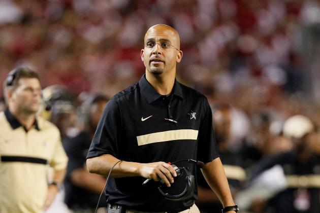 James Franklin: 'All the Naysayers ... Would Love to Tell Them to Go...'