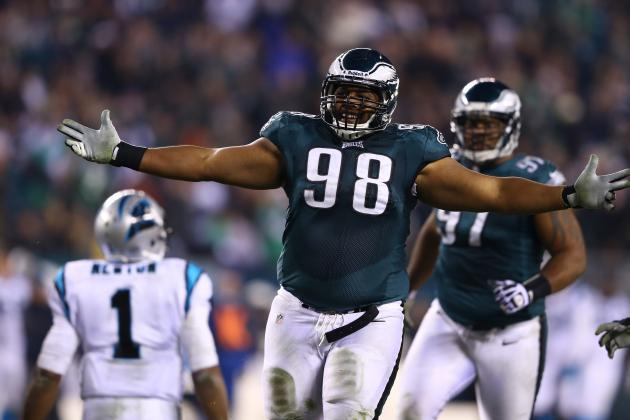 Philadelphia Eagles Defensive Tackle Mike Patterson Hospitalized
