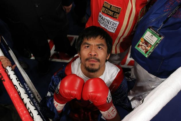Pacquiao vs Marquez Weigh In: How Pre-Fight Ritual Affects Fighters' Chances