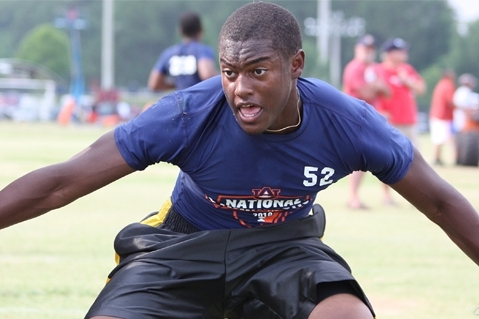 Trey Johnson: Is Former Auburn Commit Best Fit for Ohio State or Oregon?