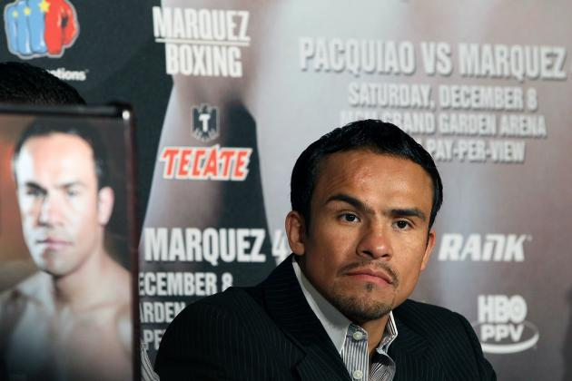 Pacquiao vs. Marquez Fight: 3 Reasons Marquez Will Give Pac-Man Major Issues
