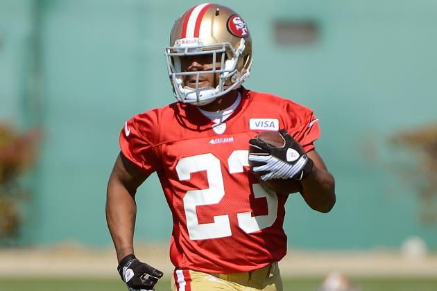 LaMichael James Expected to Make NFL Debut This Weekend