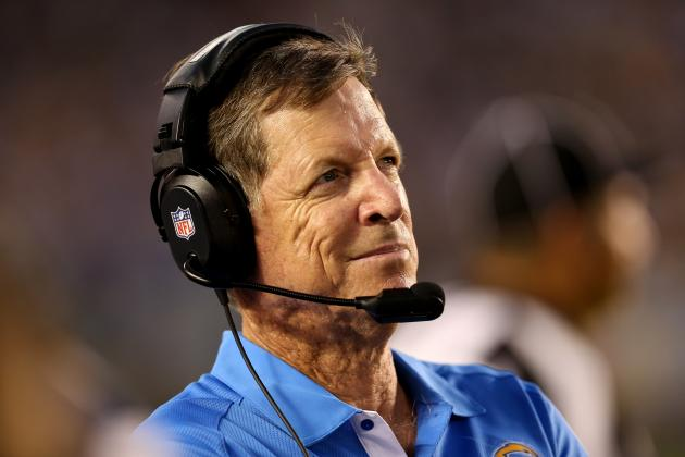 Norv Turner Gives Parting Gift to Chargers' Fans