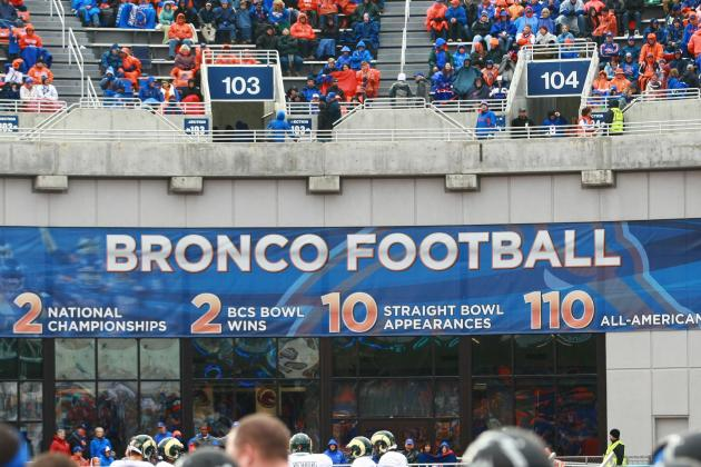 Boise State, Washington Have High Hopes in Vegas Bowl