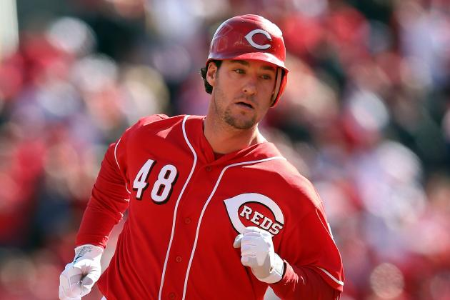 Reds, Ryan Ludwick Agree to Terms