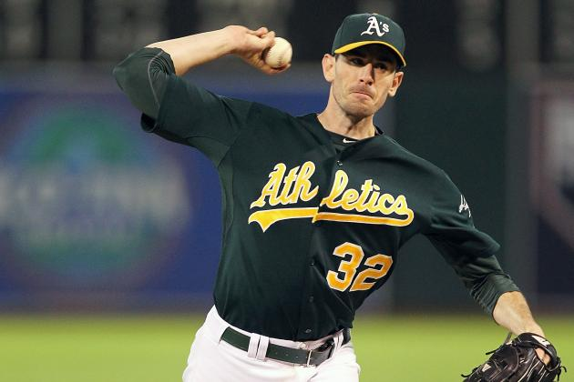 D-Backs Agree to Sign Brandon McCarthy