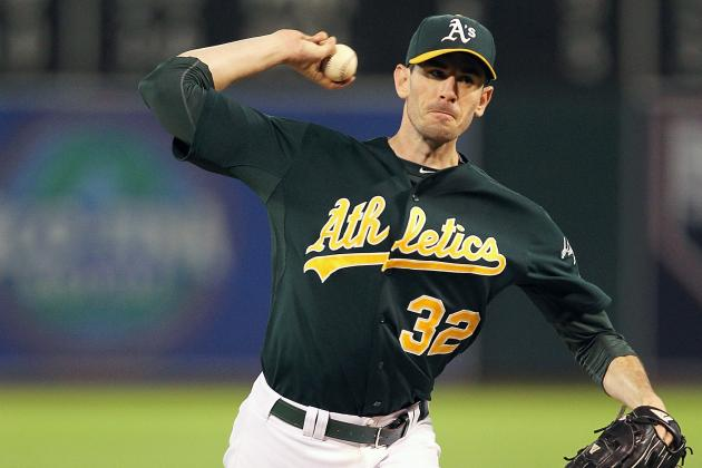 Diamondbacks to Sign Brandon McCarthy